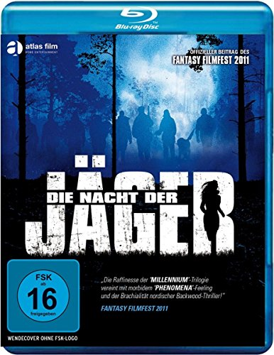 Bild von Die Nacht der Jäger [Blu-ray]