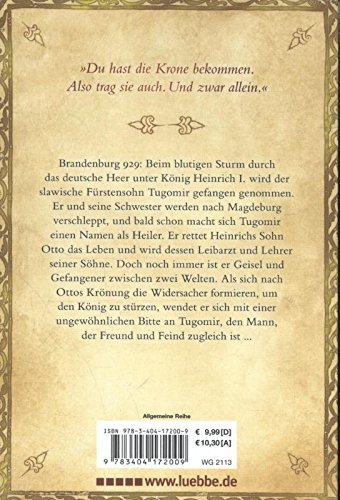 Das Haupt der Welt: Historischer Roman (Otto der Große 1) - 2