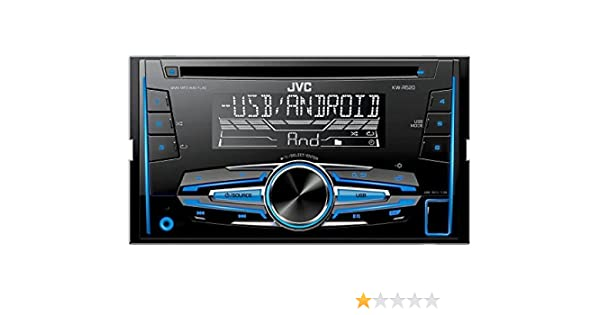 2002-2005 JVC AUX IN USB Bluetooth mp3 autoradio pour Ford Fiesta Fusion