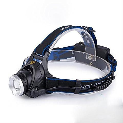 Lampes frontales Lampe frontale XPE / T6 / L2 projecteur