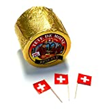 Tete de Moine Reserve For Girolle Tete De Moine AOC Switzerland Monk's Head Cheese 720g One Full Wheel