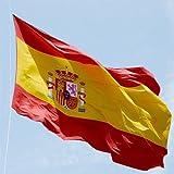 Genérico - Bandera de españa 90 x 150 cm