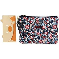 Pepe Jeans Edna Print Bolso al Hombro Protectora para Portátiles Ordenador Tablet Mini