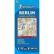 Plan Michelin Berlin