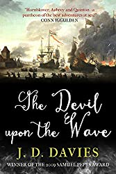 The Devil Upon the Wave (Matthew Quinton Journals Book 8)