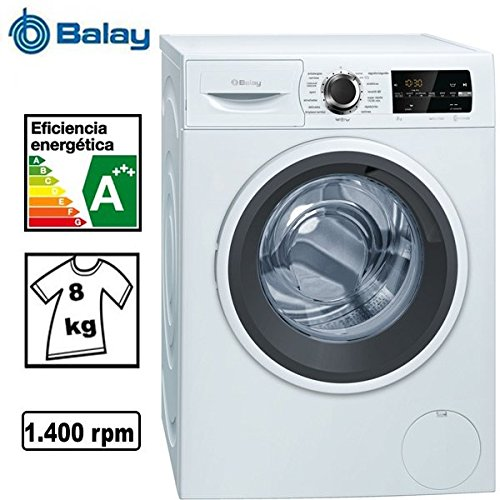 Balay 3TS988BP Independiente Carga frontal 8kg 1400RPM