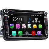 A-Sure 8 Zoll Android 5.1.1 HD Screen 1024*600 DVD GPS 3G Wifi Autoradio Mirror-link DAB+ für VW GOLF 5 6 PASSAT TIGUAN T5 Touran Jetta