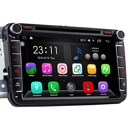 a-sure-8-zoll-android-511-hd-screen-1024600-dvd-gps-wifi-autoradio-mirror-link-dab-fur-vw-golf-5-6-p