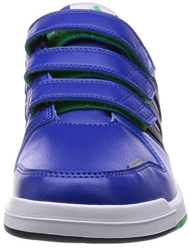Sneaker Adidas Marinho Mã¤dchen Grã¼n Azul Prata qErEw41