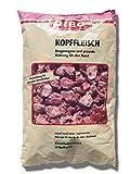 DIBO Kopffleisch, 3 x 2.000g-Beutel, Tiefkühlfutter, gesunde, natürliche Ernährung für Hunde, Hundefutter, BARF, B.A.R.F.