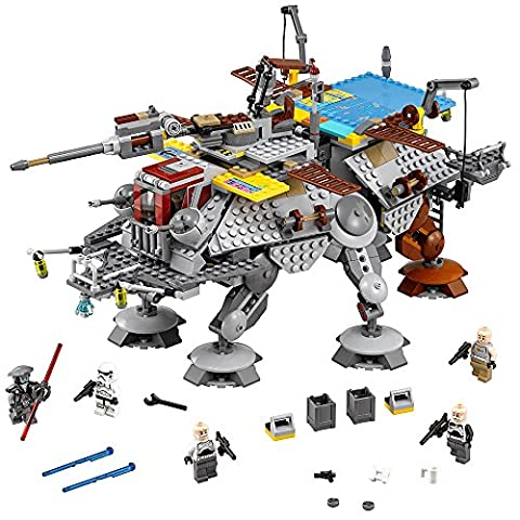LEGO Star Wars Captain Rex's AT-TE 75157 by