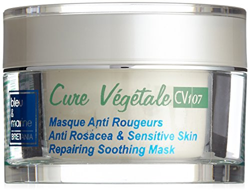 Veana Cure Vegetale Anti Rosacea Gesichtsmaske, 1er Pack (1 x 50 ml)