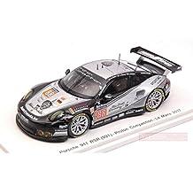 SPARK MODEL S5840 PORSCHE 911 RSR N.88 DNF LM 2017 BACHLER-LEMERET 1:43 DIE CAST