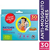 Godrej Goodknight - Natural Mosquito Repellent Patches - (Pack of 30)
