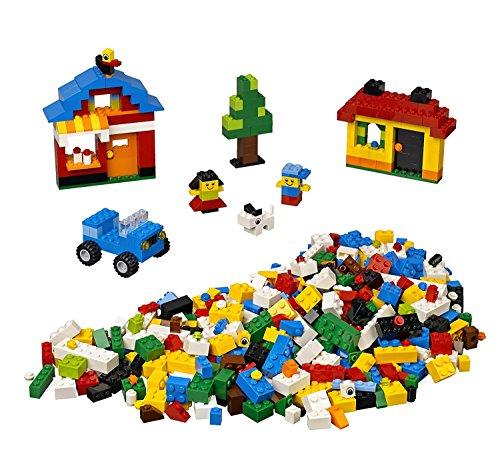 LEGO 4628 Bricks - Diviértete con ladrillos