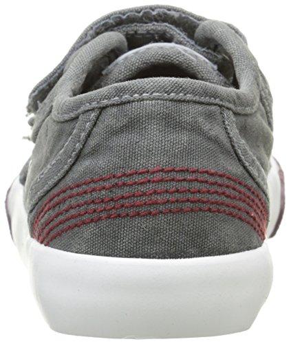 Garvalin Jungen Ovar Sneaker Gris (C Gris Pique)