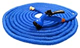 100ft Expanding Garden Hose is the Latest Generation Blue Super Hose Pipe