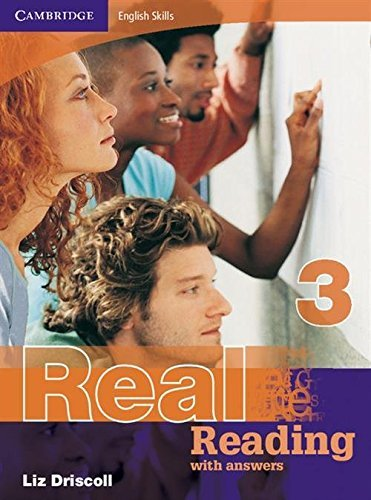 Cambridge English Skills Real Reading 3 with answers by Liz Driscoll (2008-06-09)