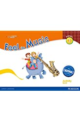 Descargar gratis Feel The Music 3. Activity Book Pack - Edición LOMCE en .epub, .pdf o .mobi
