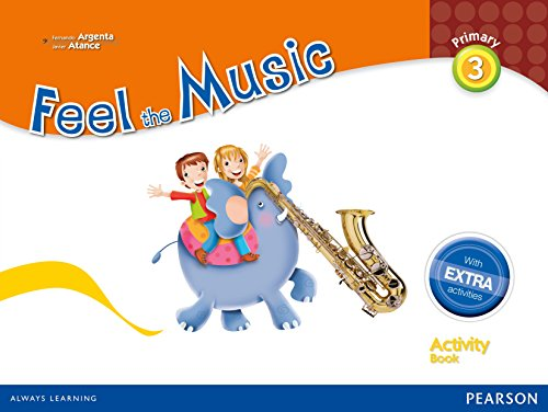 Feel The Music 3. Activity Book Pack - Edición LOMCE (Siente la Música) - 9788420564241 por Fernando Martín de Argenta Pallarés