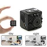 DVCZ 1080P HD Mini-DV-Kamera Tragbare Mini-Videokamera Mit IR-Nachtsicht Und Bewegungserkennung Überwachungskamera