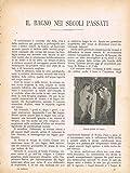 Scarica Libro IL BAGNO NEI SECOLI PASSATI da rivista LA LETTURA di settembre 1905 (PDF,EPUB,MOBI) Online Italiano Gratis