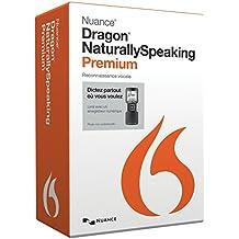 Dragon NaturallySpeaking Premium mobile v13 (premium + enregistreur numérique)