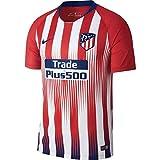 Nike Atlético de Madrid, Temporada 2018/2019 T-Shirt, Hombre, 1ª Equipación, S