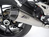 ZARD Triumph Speed Triple, 11, slip on, E-gepr.