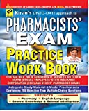 KIRAN'S Pharmacist Exam Practice Work Book (ENGLISH)---2018