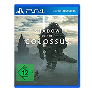 Shadow of the Colossus – Standard Edition – [PlayStation 4]