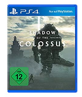 Shadow of the Colossus - Standard Edition - [PlayStation 4] (B072R24R1W) | Amazon Products