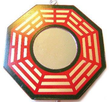 Feng Shui Importación tradicional Feng Shui pa kua Espejos