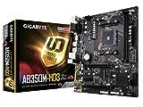 Gigabyte ga-ab350m-hd3AM4AMD B3502Wege Crossfire HDMI m.2SATA USB 3.1Typ A Micro ATX DDR4Motherboard