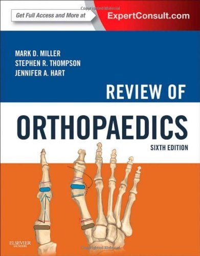 Review of Orthopaedics, 6e (Miller, Review of Orthopaedics) 6th Edition by Miller MD, Mark D., Thompson MD, Stephen R., Hart PA-C ATC, (2012) Taschenbuch