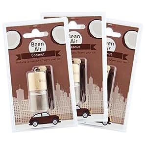 FRA-BER profumatore deodorante per auto e ambienti Bean Air Cocco pz
