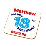 Best Gifts For 18th Birthdays - Personalised 18th Birthday Gift For Boys, Sons Brothers Review