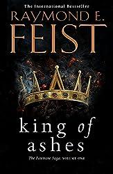 King of Ashes (The Firemane Saga, Book 1)