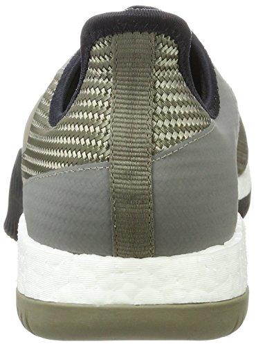 adidas Crazytrain Elite M, Scarpe da Ginnastica Uomo Multicolore (Trace Cargo /Trace Cargo /Core Black)