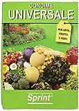 Concime Granulare 'Universale' Specifico Per Tutte Le Piante Verdi E Da Fiore In Vaso, In Piena Terra, Per Orti, Per Giardini E Prati. In Scatola.