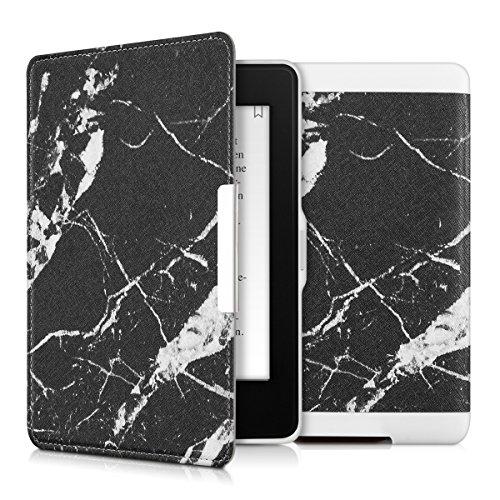 kwmobile Elegante borsa di ecopelle per il Amazon Kindle Paperwhite