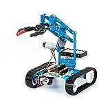 Makeblock Ultimate-2.0 - 10-in-1 fai da te Programmazione grafica STEM Robot Kit-Blu
