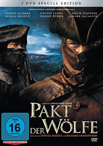 Pakt der Wölfe [Special Edition] [2 DVDs] [Director's Cut]