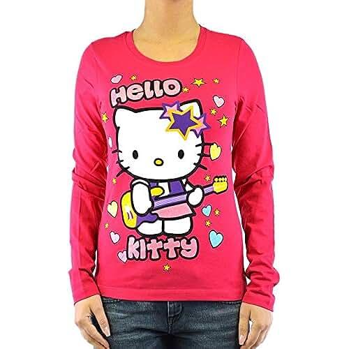 HelloKittyWear - Camiseta - para mujer