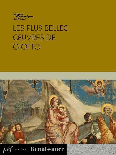 Les plus belles œuvres de Giotto