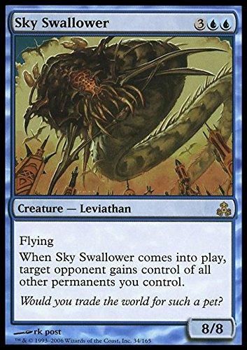 Magic: the Gathering - Sky Swallower - Divora Cieli - Guildpact