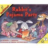 Rabbit's Pajama Party: Math Start - 1