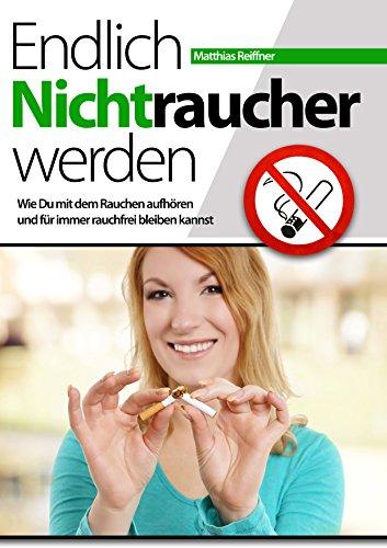 Mit dem Rauchen aufhören: 10 effektive Tipps - Sprühen NicoZero in Deutschland