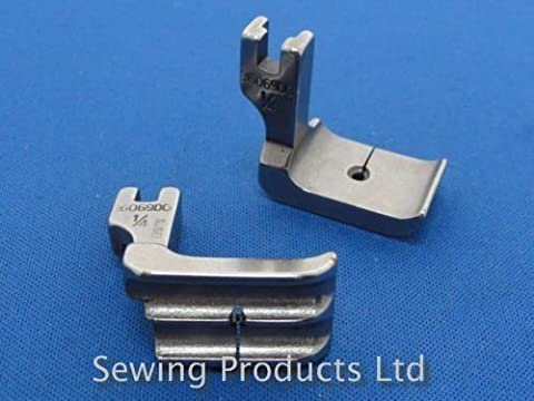 Industrial Sewing Machines Piping Foot 1/4