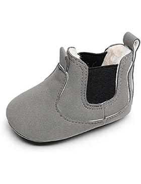 Baby Nähen plus Baumwolle elastische Kleinkind Schuhe kurze Stiefel Kleinkind Neugeborenes Baby Jungen Mädchen...